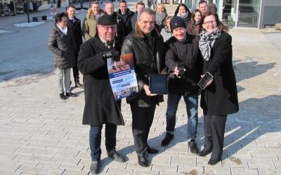 Neue Bad Driburg-App und Digitaler Marktplatz als Schaufenster der Stadt