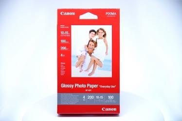Canon Fotopapier GP-501 Glossy
