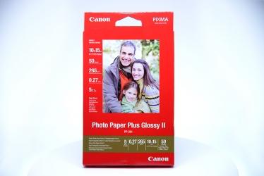 Canon Fotopapier PP-201 Glossy