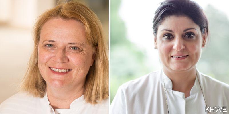 Dr. Stefanie Kleine und Neshat Hosseini sind die Expertinnen am kommenden Mittwoch. Ihr Thema: Behandlungsmöglichkeiten von Diabetes und seinen Folgen.