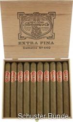 Partageño Y Cia Extra Fina Grand Corona Sumatra