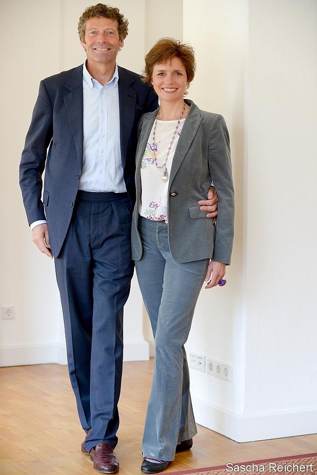 Marcus Graf und Annabelle Gräfin von Oeynhausen-Sierstorpff