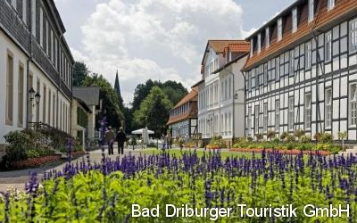Herzlich Willkommen in Bad Driburg