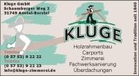 Zimmerei Joachim Kluge GmbH