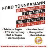 Fred Tünnermann Elektromeister GmbH
