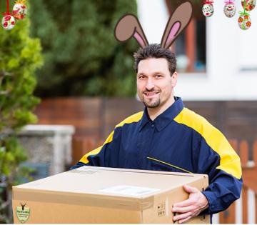 Jetzt Osterbraten bestellen! Kostenlose Lieferung bei Bestellungen in unserem Online-Shop www.maitre-wild.de mit dem Gutscheincode #OSTERN-2020