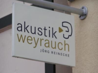Akustik Weyrauch