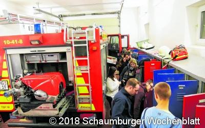 Feuerwehrautos für 1,1 Millionen Euro