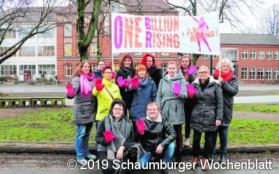 Solidarität gegenüber Mädchen und Frauen