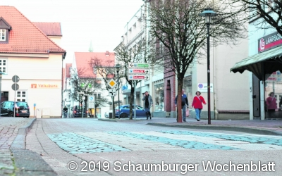 Umgestaltung startet in Marktstraße