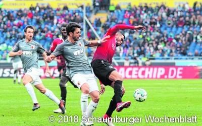 Gegen Leipzig Außenseiter im eigenen Stadion