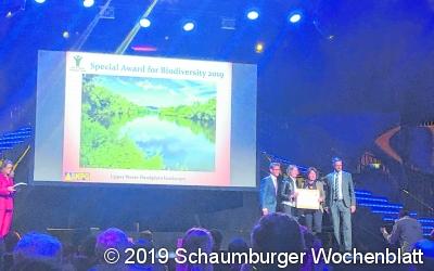AHE Schaumburger Weserkies GmbH gewinnt den