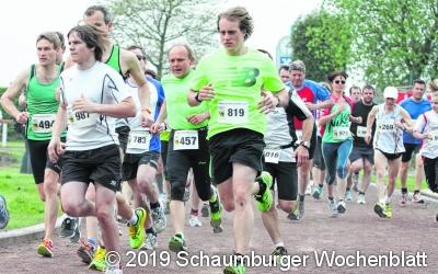 Der Wischhöfer-Lauf startet wieder am 27. April