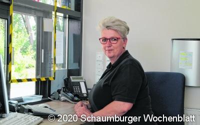 Ute Wolff, Kasse am Bergbad B