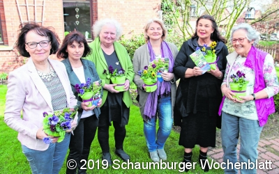 Blütenpracht in Schaumburgs Gärten entdecken
