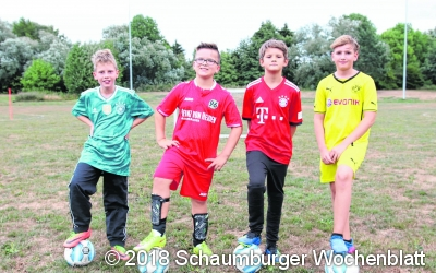 SG Rodenberg sucht neue Mitspieler