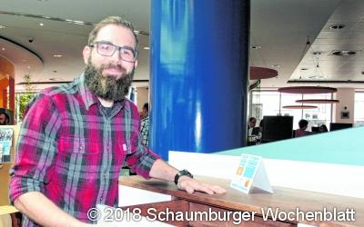 Tischler-Gesellenstücke in der Volksbank