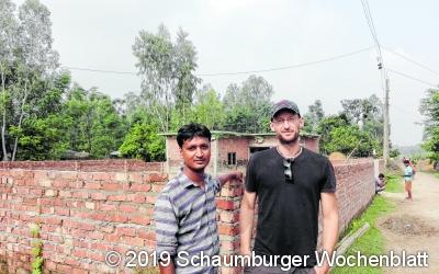 Friedensarbeit im fernen Kathmandu