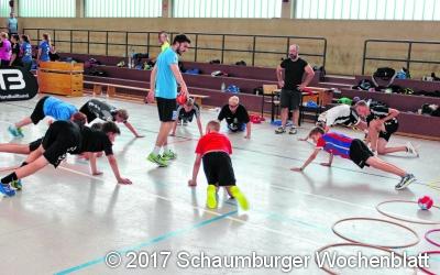 HSG-Handballcamp ist