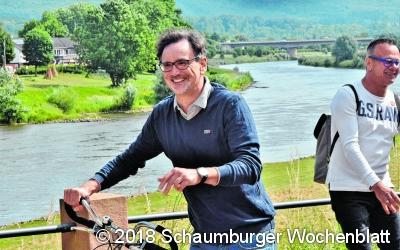 Jetzt die Weser auf einer neuen Radrunde erleben