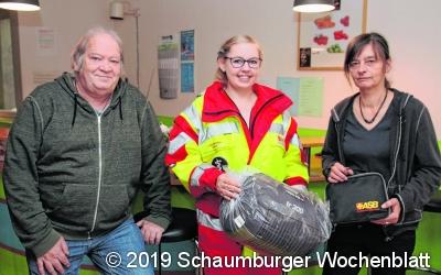 Arbeiter Samariterbund unterstützt Obdachlose