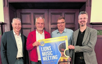 Lions Music Meeting