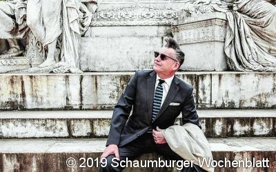 Mit Götz Alsmann nach Rom