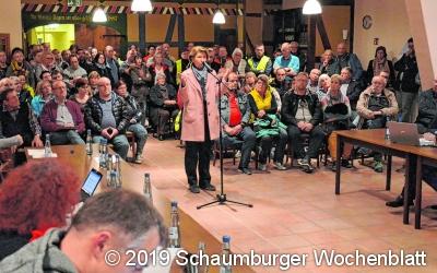 Ortsrat wartet auf die Entscheidung im Landtag zum Straßenausbaubeitrag