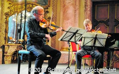 Auryn Quartett im Schloss