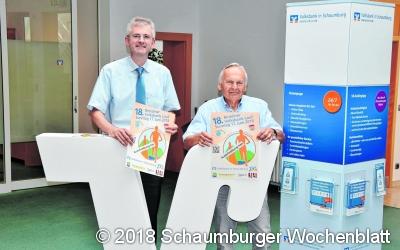 Volksbank-Lauf startet mit Klappe