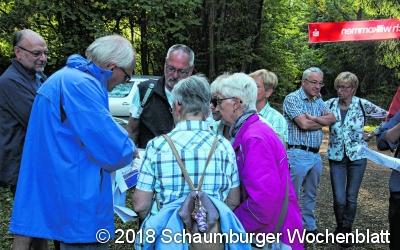 Wölpinghausen wandert wieder