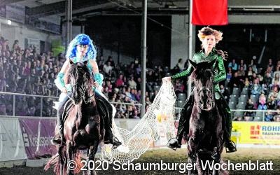 Erfolgreiche  Pferdefreunde