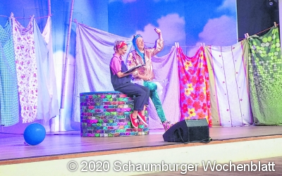 Traditions Familienmusical erst wieder in 2022