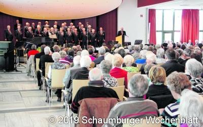 Chöre singen zugunsten der Nenndorfer Tafel