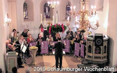 Konzert zum Advent mit Überraschungen