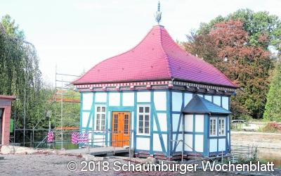 Rat beschließt Nachschlag für das Schlossgartencafé