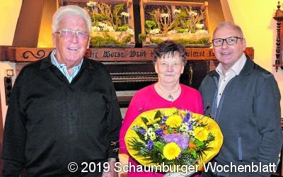 30 Jahre lang hat Anneli Franke die Bürgermeister unterstützt