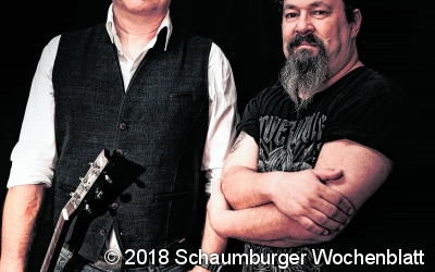 Zwei Vollblutmusiker ganz ohne Filter