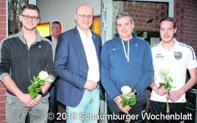 Letzte Hauptversammlung des TSV Liekwegen