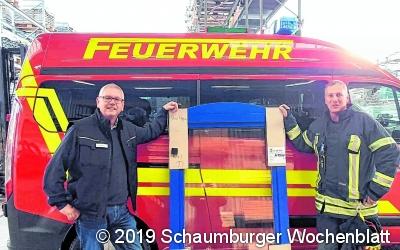 Feuerwehr erhält Übungsfenster