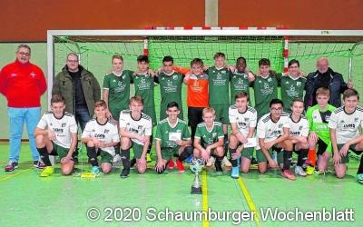 Hertha BSC Sieger des VGH-Cup 2020