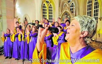 Eine Weltreise durch die Gospelmusik