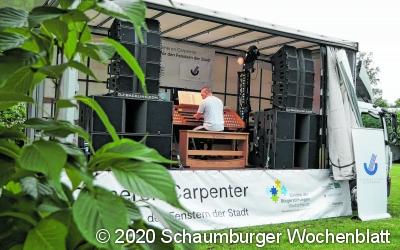Hochklassige Konzerte vor fünf Seniorenheimen