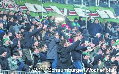 96 trifft auf die durchstartenden Leverkusener