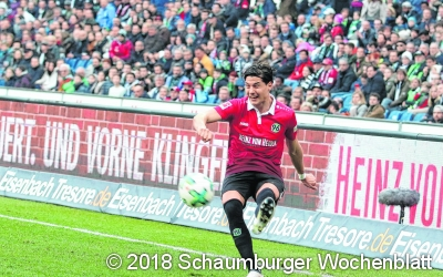 96 kann befreit aufspielen und Bayern ärgern