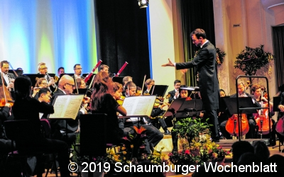 Konzert mit jeder Menge Fingerspitzengefühl