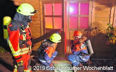 Fun und Action in der Feuerwehr-Gemeinschaft