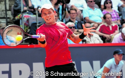Daniel Masur gewinnt erstes ATP-Match