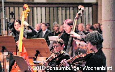 Mozartwerke begeistern das Publikum