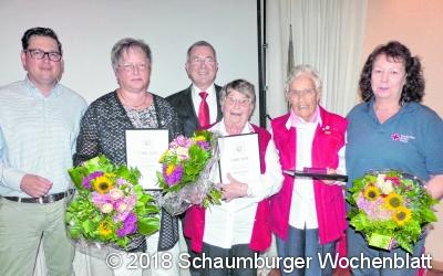 Kreisverband ehrt mit Medaillen
